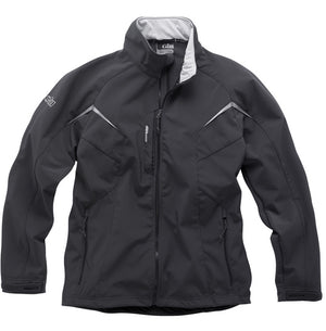 Gill Men's Softshell Graphite Jacket - GillDirect.com