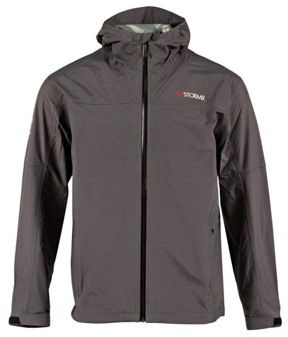 STORMR Men's Nano Jacket Grey-Black - GillDirect.com