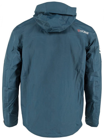 STORMR Men's Nano Jacket Charter Blue - GillDirect.com