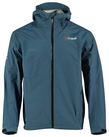 Image of STORMR Men's Nano Jacket Charter Blue - GillDirect.com
