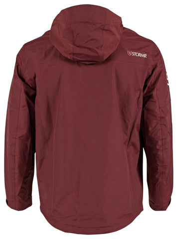 Image of STORMR Men's Nano Jacket Crimson Sea - GillDirect.com