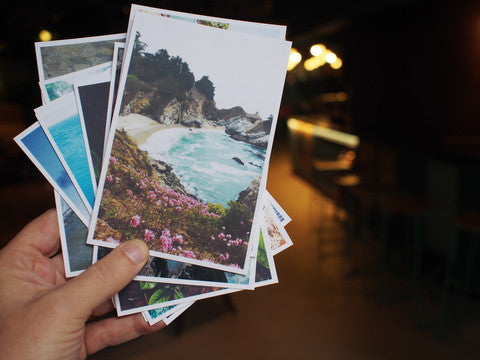 6 Yep Postcards