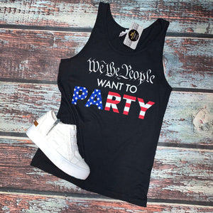 We The People Tank