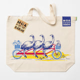 Canvas Bag - Moa Bright