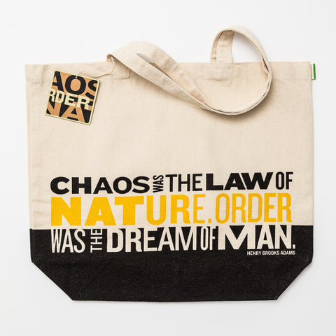 Canvas Bag - Nature Chaos Colour