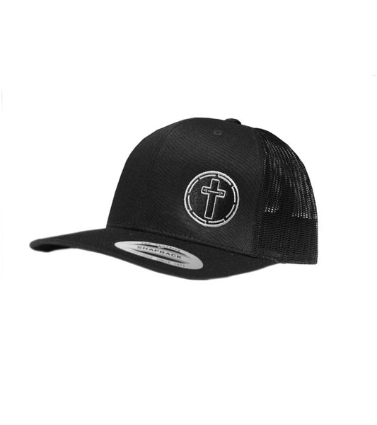 Athlete Cross Trucker Hat