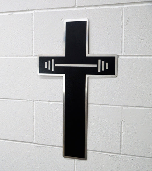 Athlete Wall Cross