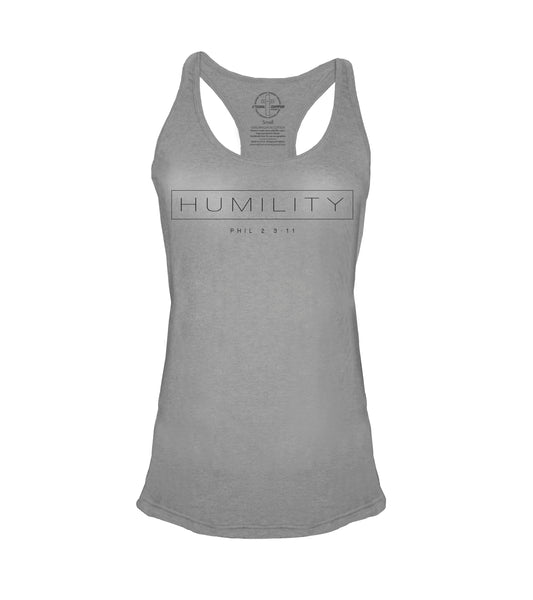 Women's Humility Racer-back