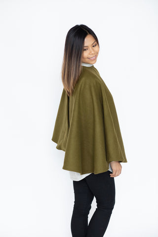 Olive Green Wrap