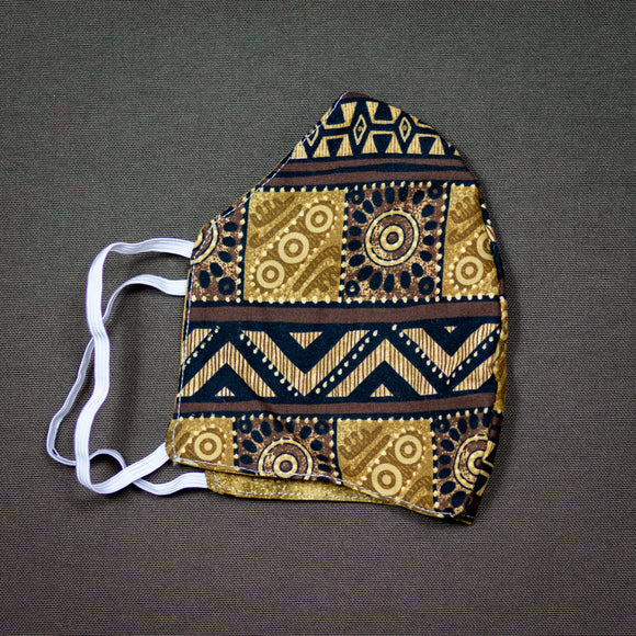 Mask - Ethnic Prints