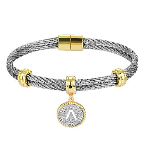 Initial Bracelets & Necklaces - FREE 7 DAY SHIPPING - Folio Trends