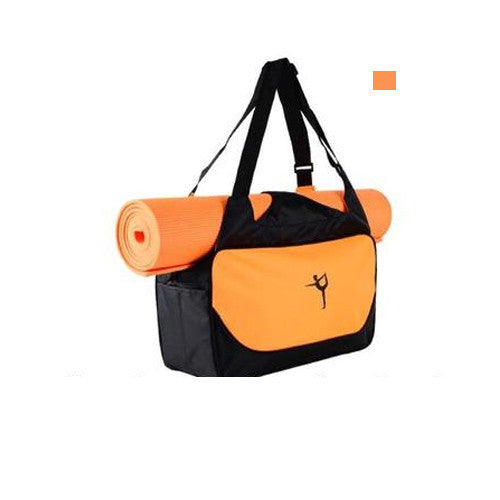 Multifunctional Yoga Waterproof Sport Bag with Matching Yoga Mat - Folio Trends