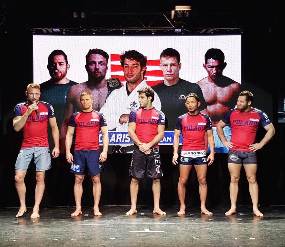 QUINTET - Team Grappling Event