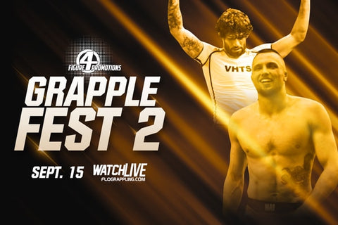 Aussie Invasion at GrappleFest 2