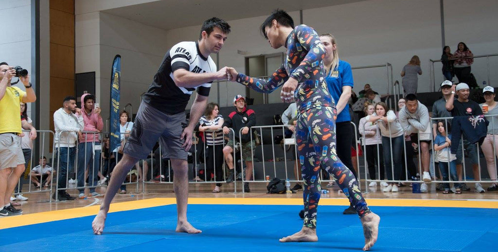 Kureiji Atlas Image - BJJ Just Jits Article