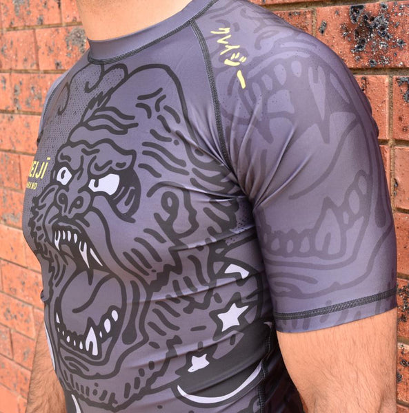 Kureiji Battle Rashguard Short Sleeve