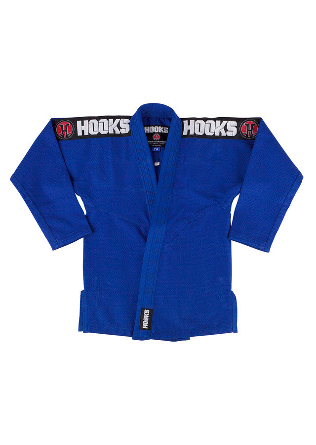 HOOKS BASICO - BLUE (Kids) with BELT