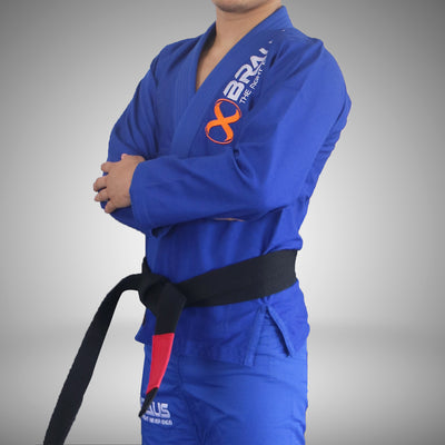 Braus Prolight Jiu Jitsu Gi - Blue
