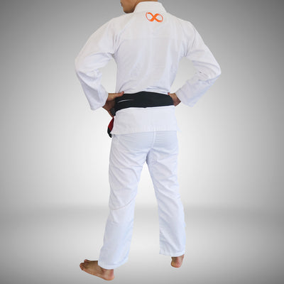 Braus Prolight Jiu Jitsu Gi - White