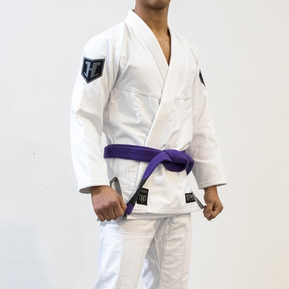 Hooks Jiujitsu Gi - Pro Light White GM