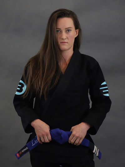 Braus Aqua Element Jiu Jitsu Gi - Black