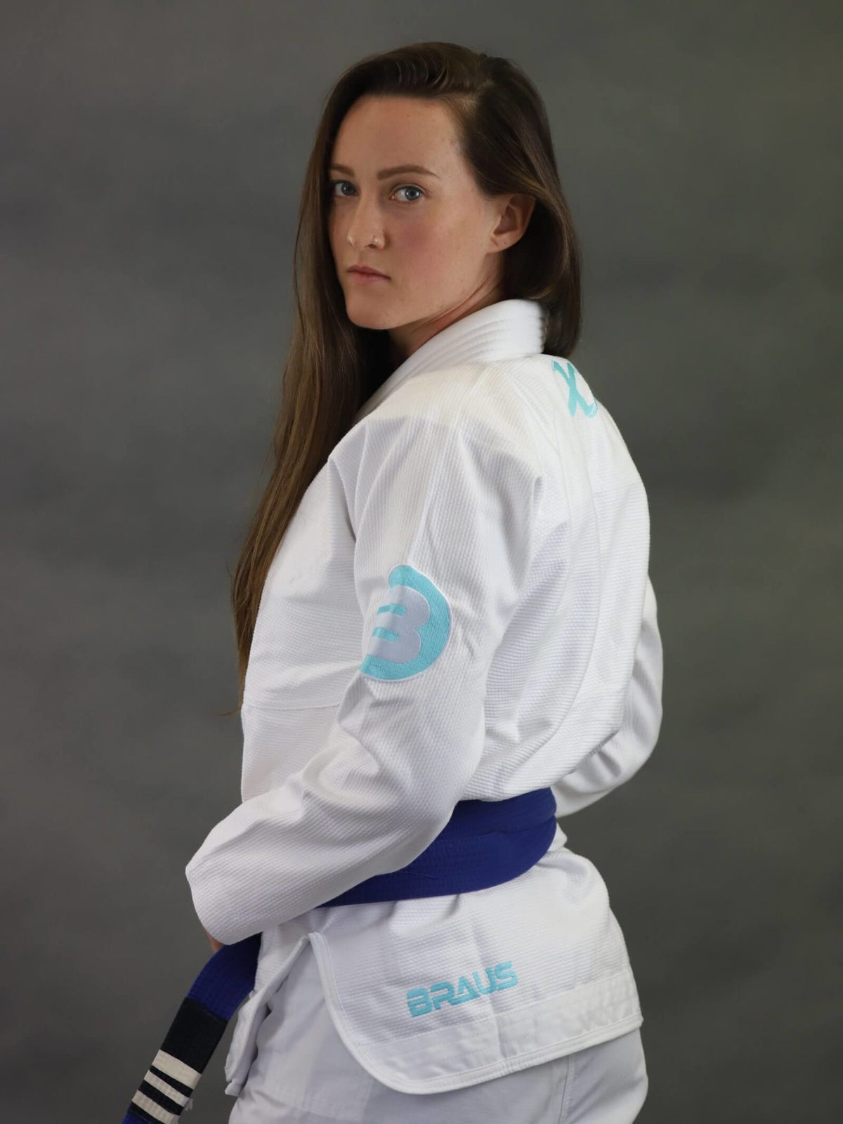 Braus Aqua Element Jiu Jitsu Gi - White