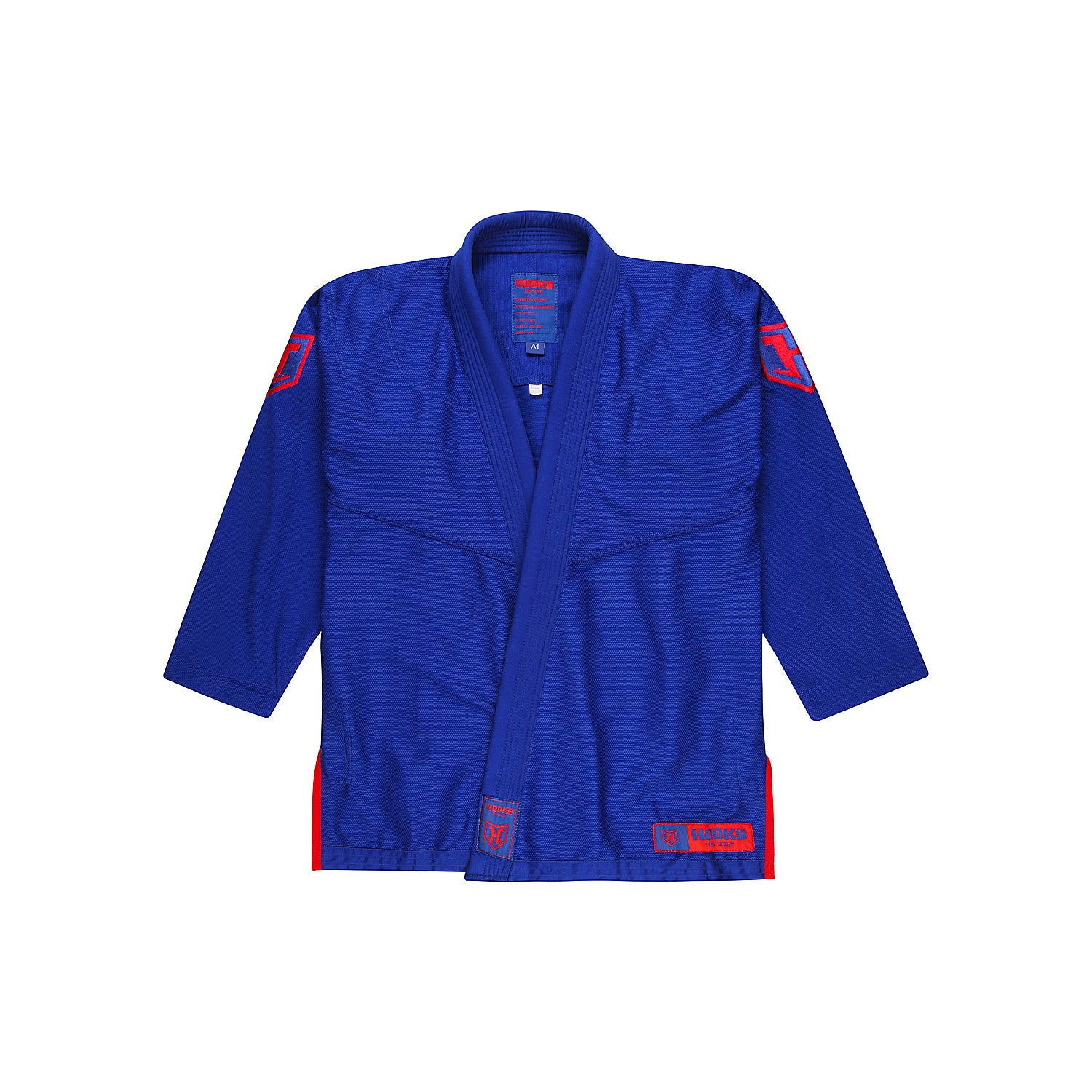 Hooks Pro Light Jiu Jitsu Gi -  Blue