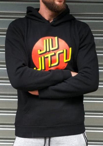 KUREIJI - JIUJITSU - HOODED SWEATSHIRT