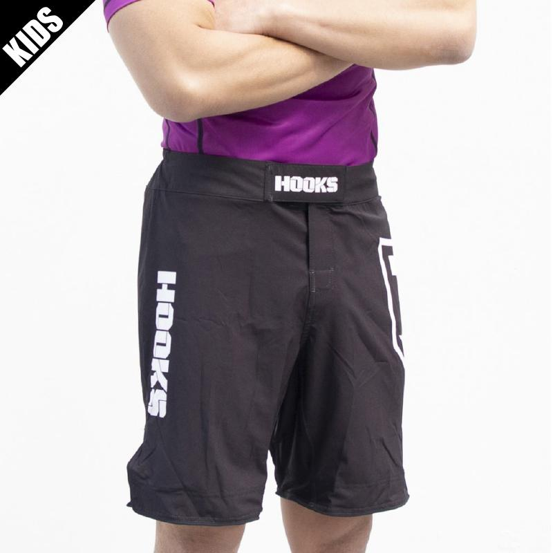 Hooks Kids Grappling Shorts
