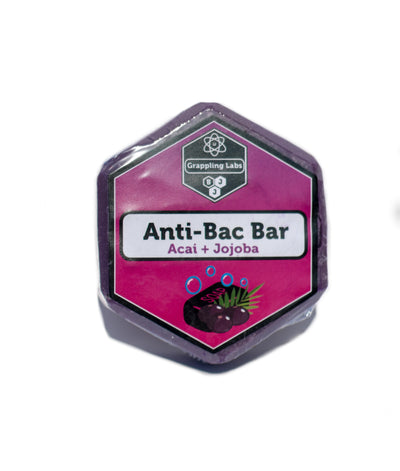 Grappling Labs Anti-Bac Bar - Acai & Jojoba