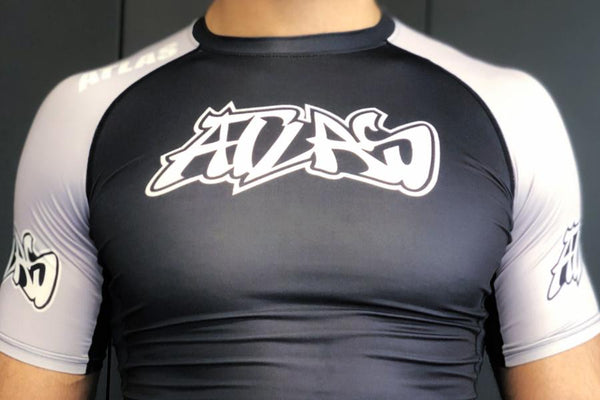 ATLAS - SF-01 - RASH GUARD [UNISEX]