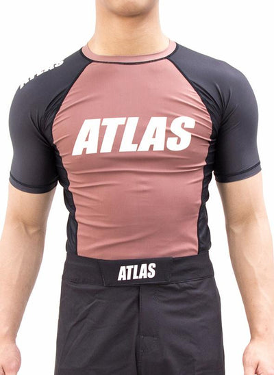 Atlas Evo Rashguard - Brown