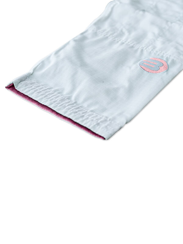 Braus Pink Element Jiu Jitsu Gi - White