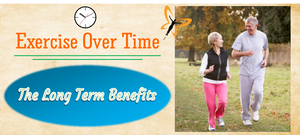 Exercise Over Time – The Long Term Benefits
