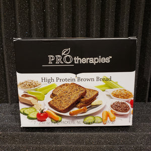 High Protein Brown Bread