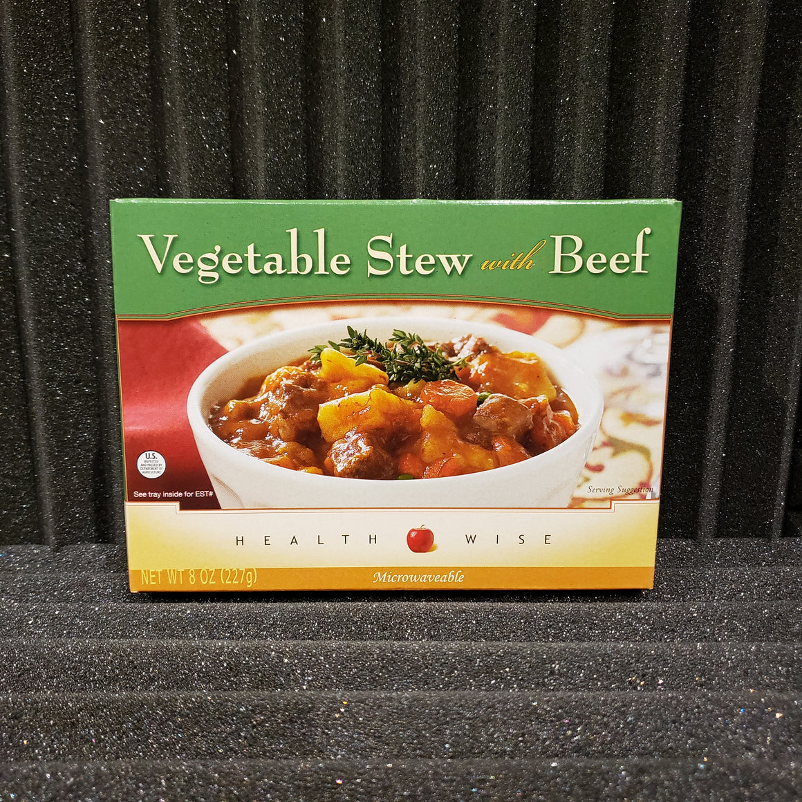 Vegetable Stew w/Beef