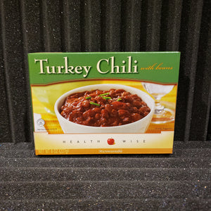 Turkey Chili w/Beans