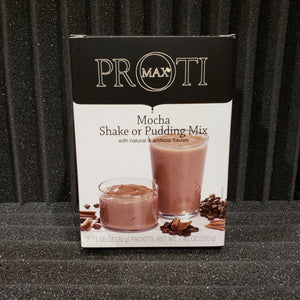 Mocha Shake or Pudding Mix