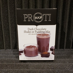 Dark Chocolate Shake or Pudding Mix