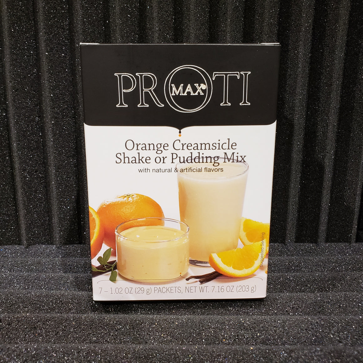 Orange Creamsicle Shake or Pudding Mix