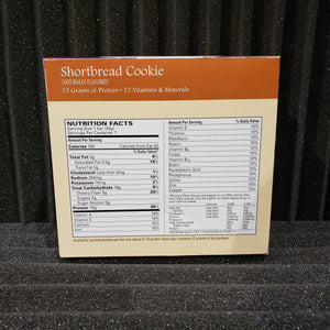 Shortbread Cookie Bar