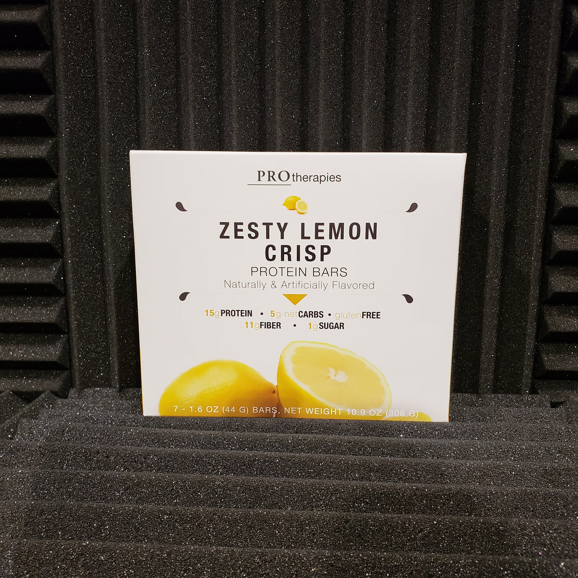 Zesty Lemon Bar