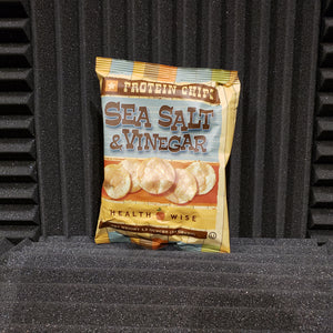 Sea Salt & Vinegar Protein Chips