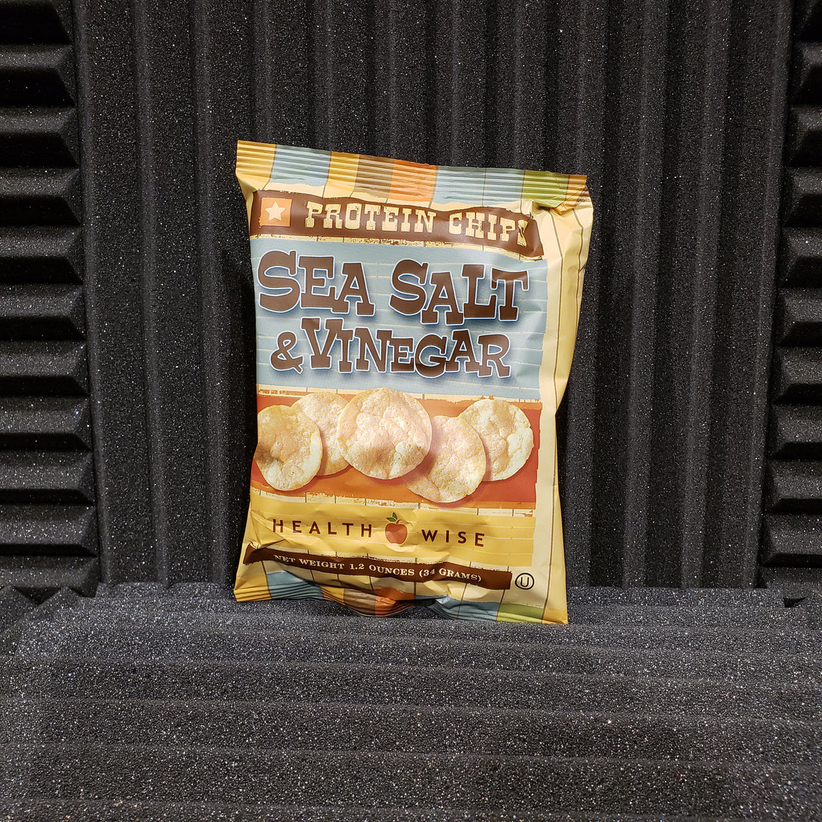 HW Sea Salt & Vinegar Protein Chips