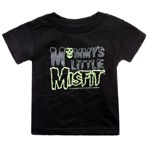 Kid's Sourpuss Mommy's Little Misfit T-Shirt Punk Rock