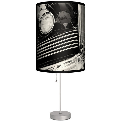 Lamp-In-A-Box One Sixty Table Lamp Classic Car Vintage