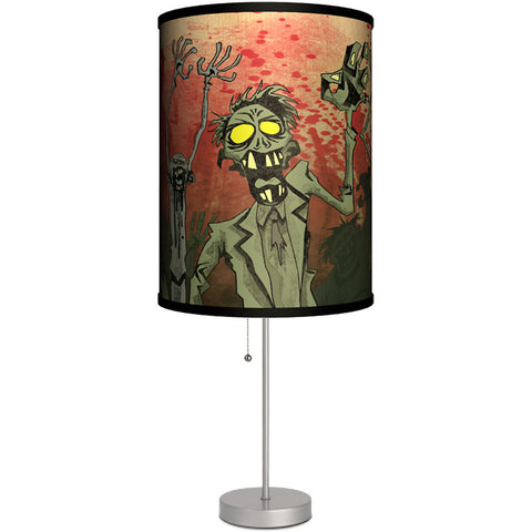 Lamp-In-A-Box The Dead Will Rise Table Lamp