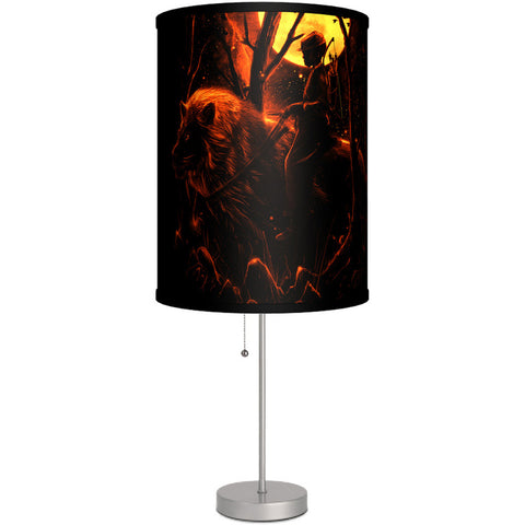 Lamp-In-A-Box The Hunter Table Lamp