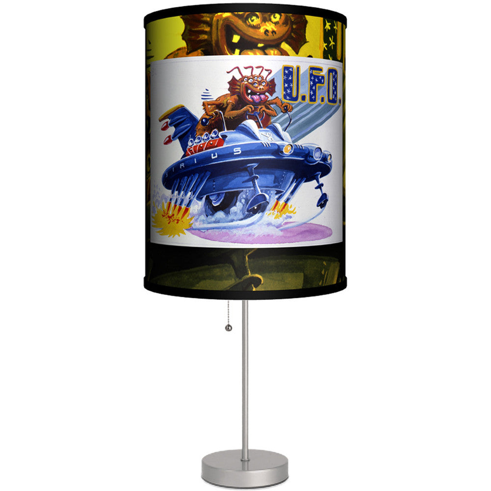 Lamp in a box weird wheels ufo table lamp inkspiredshop lamp in a box weird wheels ufo table lamp mozeypictures Choice Image