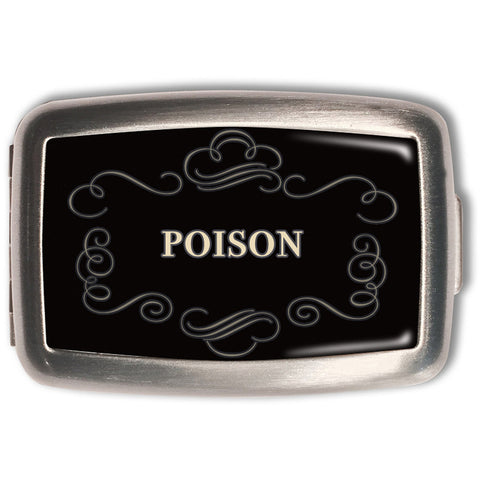 Retro-a-go-go! Poison Pill Box